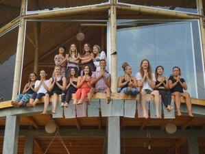 7 Tage Thanksgiving Meditation und Yoga Retreat am Lake Atitlan