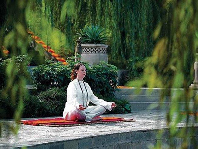 11 Days Spiritual Meditation and Yoga Retreat in India