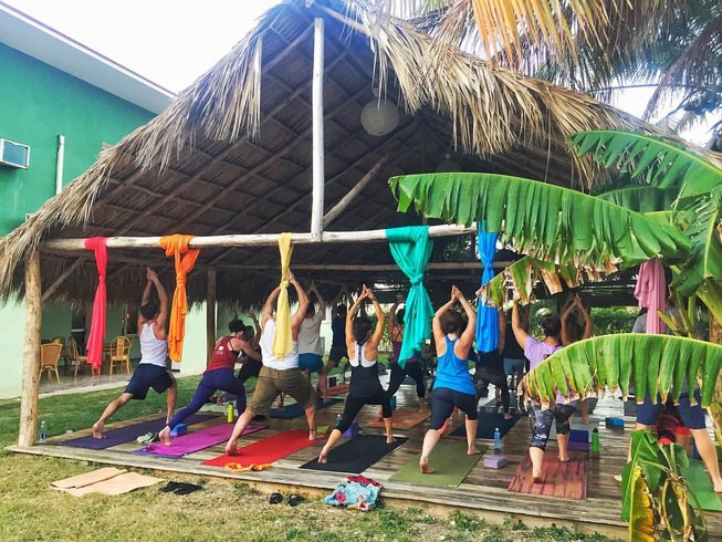 8 Days Organic Yoga Retreat In Cuba Bookyogaretreats Com