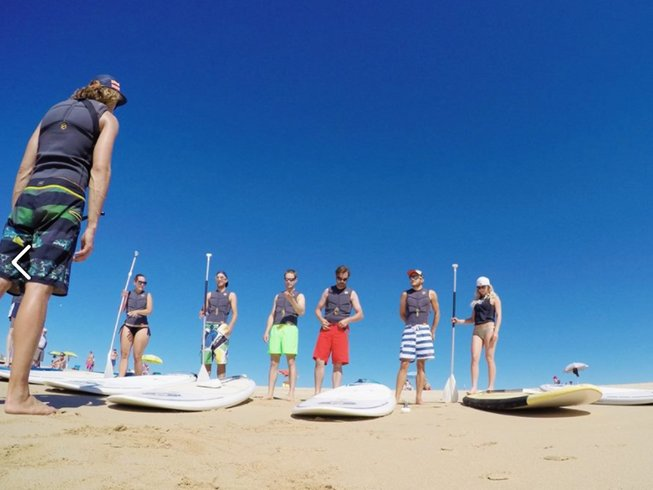 8 Days SUP Camp in Lagos, Portugal