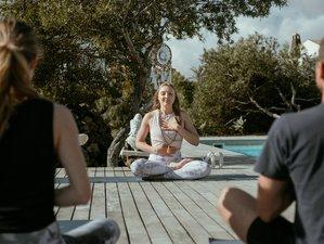 8 Day Vegan Sound Healing, Meditation, and Yoga Retreat in Lajares