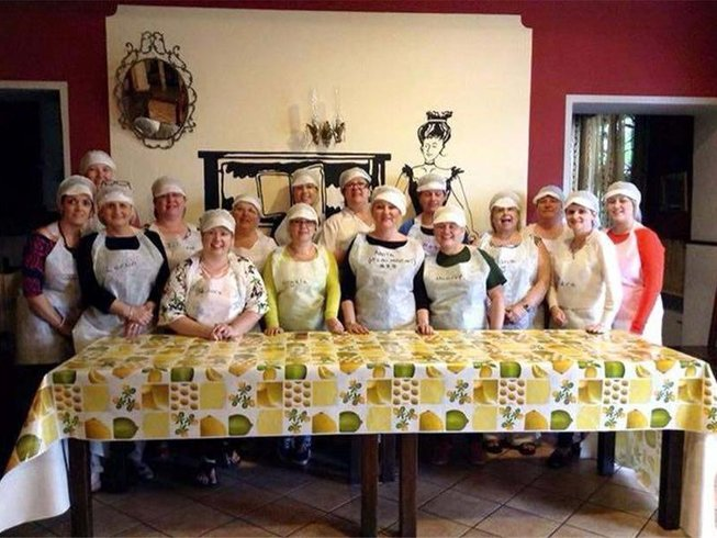 8 Days Cooking and Wine Tours in Tuscany
