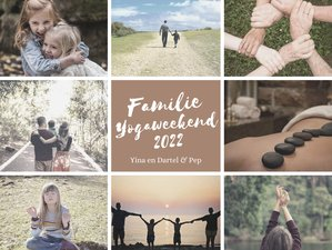 3-Daags Familie Yoga Weekend in Cadzand