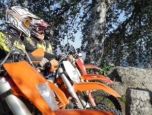 4 Days Guided Enduro Motorcycle Tour in Porto District, Portugal