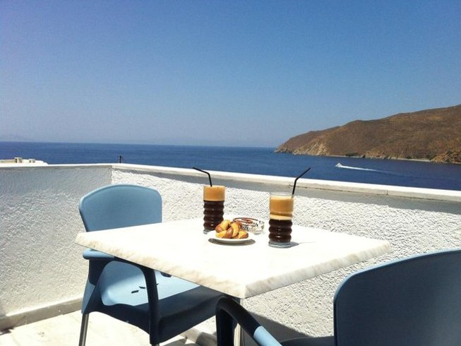 7 Tage Yoga Retreat in Amorgos, Griechenland