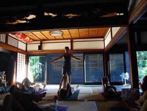 5 Days Reconnect with Your Real Self Qi Gong and Yoga Retreat in Ishigaki Island, Japan