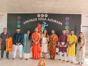 28 Days 200 Hour Multi Style Yoga Teacher Training in Rishikesh