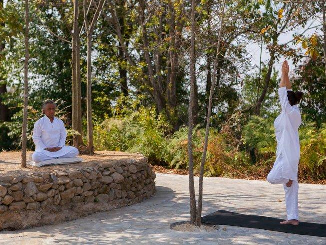 4 Days Yoga Retreat in Nepal