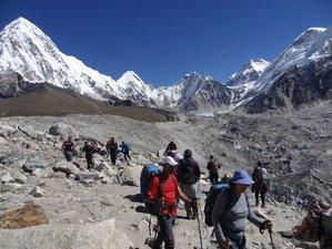 16 Day Everest Base Camp Trekking Safari in Sagarmatha National Park, Nepal