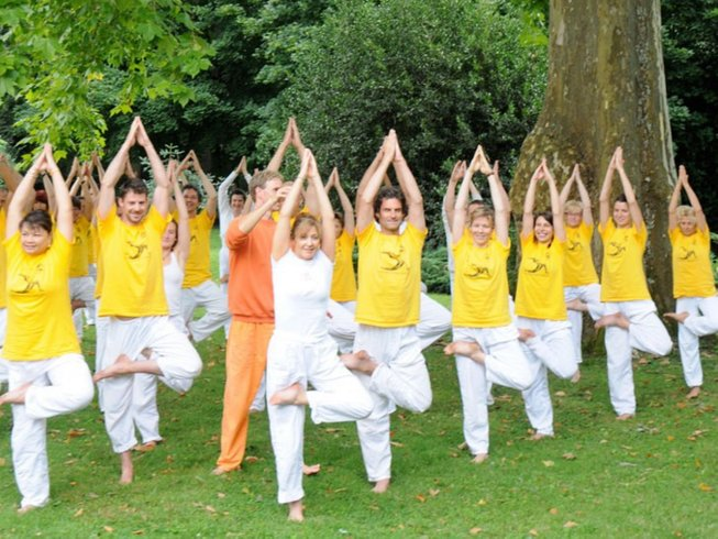 29 Days Advanced Yoga Teacher Training France