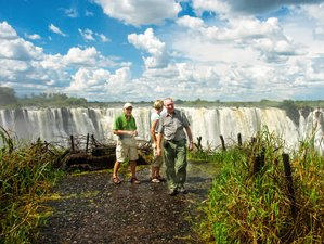 6 Days Okavango Delta and Victoria Falls Breakaway Safari in Botswana and Zimbabwe