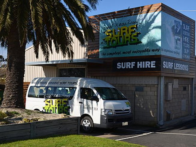 10 Days Tour and Surf Camp in Torquay, Victoria, Australia