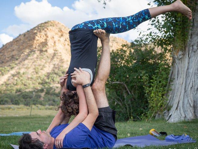 7 Tage Kletter, Thai Massage, Meditation und Yoga Retreat auf Kalymnos, Griechenland