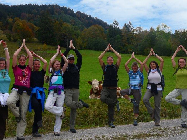 3-Daagse Hike en Yoga Retraite in Duitsland