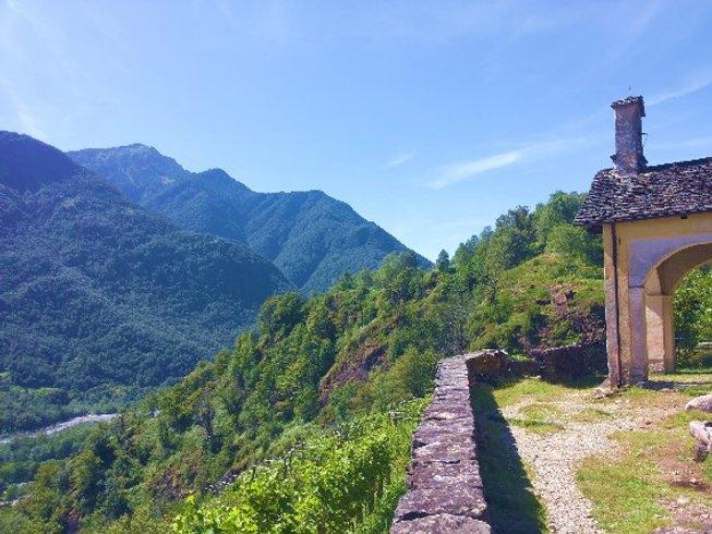 6-Daagse Zwitserse Berg en Meer Yoga Retraite in Vallemaggia, Zwitserland