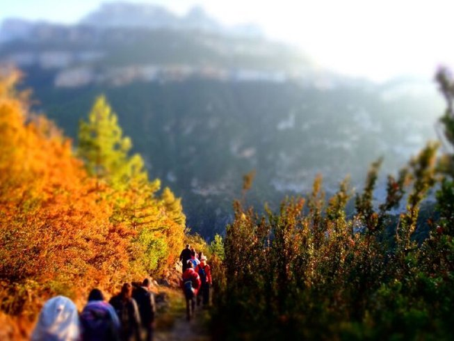 5-Daagse Hike, Meditatie en Yoga Retraite in de Pyreneeën, Spanje