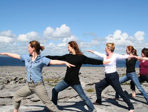 7 Days Reiki Level 1 and Yoga Retreat in Bundoran, Ireland