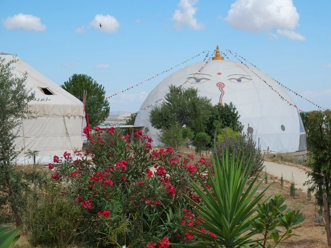 6 Days Escape Christmas Meditation and Yoga Retreat Andalucia, Spain