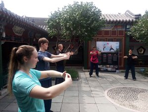 1 Month Zen Meditation and Kung Fu Retreat in China