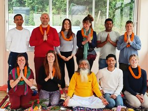 30 Day 300 Hours Authentic Yoga Teacher Training in Heavenly Pokhara