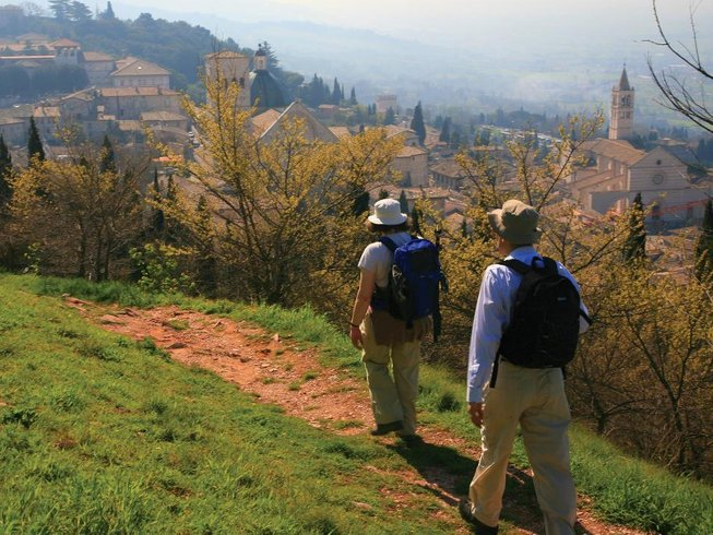 10 Days Food, Yoga & Walking Holidays Italy