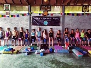 17 Day 100-Hour Yoga Therapy and Alignment Yoga Teacher Training in Koh Phangan