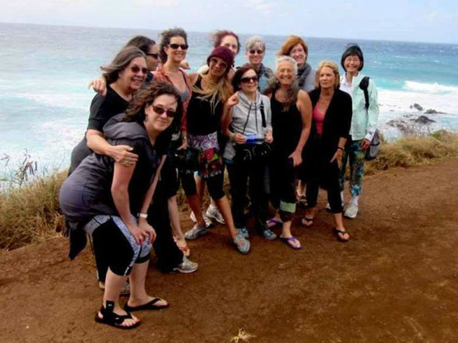 8 Days Tango and Yoga Retreat in Hawaii For Women