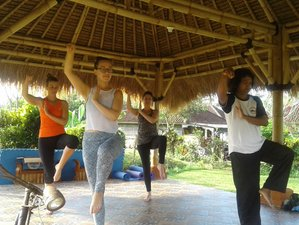 4 Day Balinese Spiritual Watukaru Yoga Retreat in Tabanan, Bali