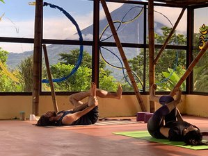 7 Day Relax and Breathe Yoga Retreat in Lake Arenal, Alajuela
