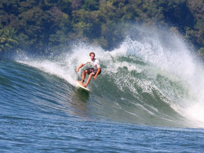 6 Days Yoga and Surf Camp in Santa Catalina, Panama