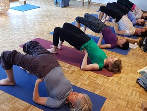 4 Tage Yogawochenende im Luxus Hotel, Wandern, 2000m² Wellness, in Vorarlberg, Österreich