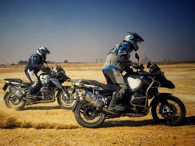 15 Days Ladies Motorcycle Tour in South Africa