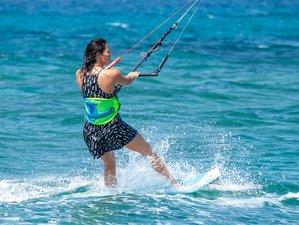 7 Days Amazing Kite Surf Camp in Evia Island Marmari, Greece