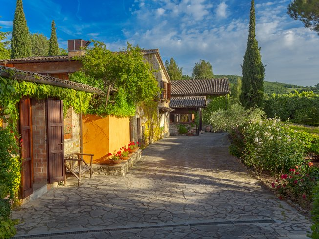 6 Days Tasting Travel Cooking Holiday in Umbria, Italy