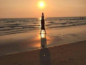 8 jours en stage de hatha yoga et méditation à Lipari, Italie