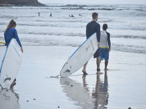 8 Days Surf Camp in Costa Rica
