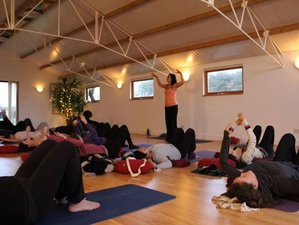 3 Tage Yoga Wochenende in Sussex, England