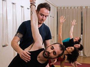 3 días de Inmersión al Yoga Iyengar y No Dualismo de Cachemira en Sierra de Gredos