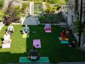 3 Day Yoga and Pranayama Retreat in the Medieval Hamlet of Maggiana, on the Como Lake