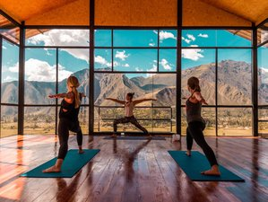 7 Day 5 Elements Yin Yoga Teacher Training in the Sacred Valley, Cusco Region