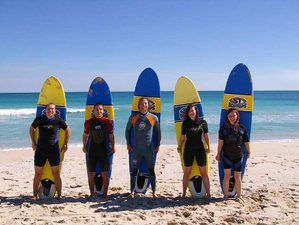 8 Days Surf Camp Fremantle, Perth, Australia