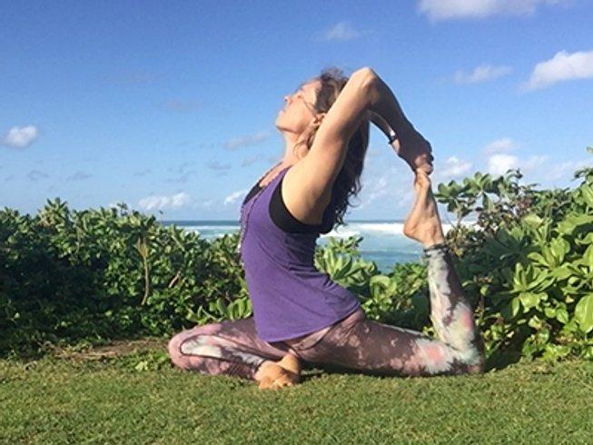 6 jours en stage de yoga sur le front de mer à Tulum, Mexique