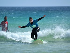 6 Day Point Break Watersports Surf Camp in Corralejo, Fuerteventura