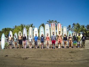 7 Tage Intensives Surf Camp im Paradies für Surfer in Playa Jaco, Puntarenas