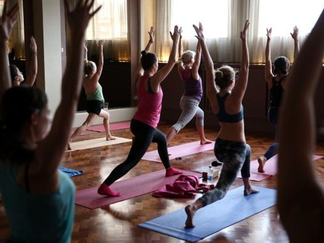 4 Days Sampoorna Weekend Yoga Retreat Belgium