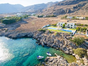 7 Days Villa Detox Yoga Retreat in Greece