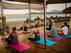 8 Day Ocean Yoga Retreat in Canacona, Goa