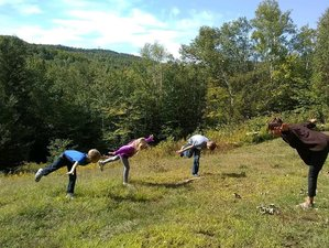 3 Day Autumn Transformation Weekend Yoga Retreat in Johnsburg, New York