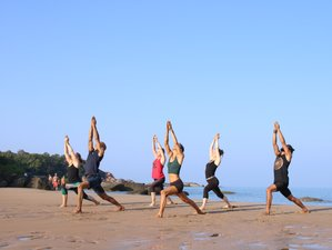 22 Day Life Transition Jungle and Beach Yoga Retreat in Agonda, Goa