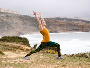 8 Days Christmas New Year Yoga and Surf Holidays in Portugal